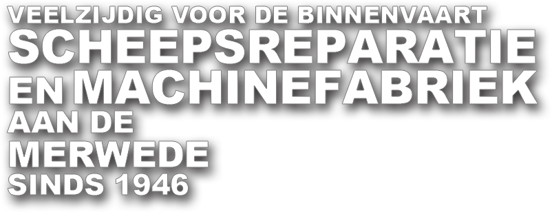 Versteeg Scheepsreparaties en machinefabriek Papendrecht